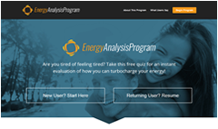 Energy Analysis Program